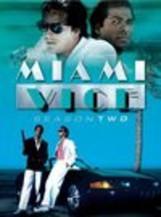 Miami Vice - TV Series Poster