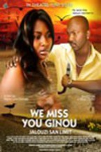 We Miss You Ginou Poster