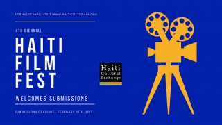 Haiti Cultural Exchange Film Festival Set for May 2017