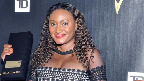 Dynastie Gala Pays Tribute to Award-Winning Actress Fabienne Colas