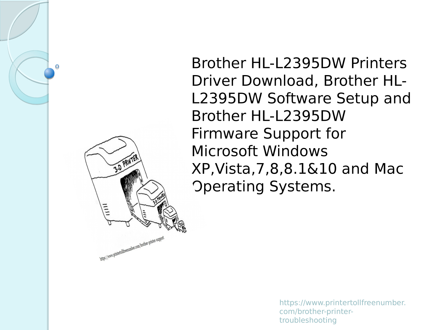 Download Brother HL-L2395DW Printers Driver  Windows and Mac