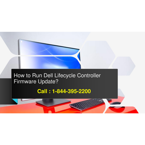 How to Run Dell Lifecycle Controller Firmware Update