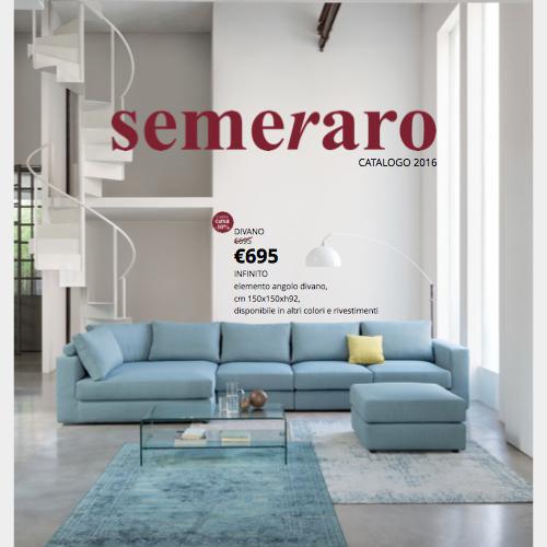 Semeraro catalogo 2016 introduzione - Semeraro divani letto ...