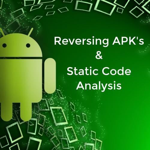 Android Humla - Reversing APK's & Static Code Analysis
