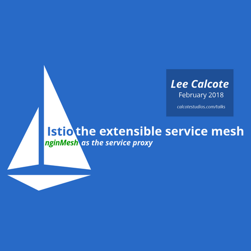 Istio: the extensible service mesh