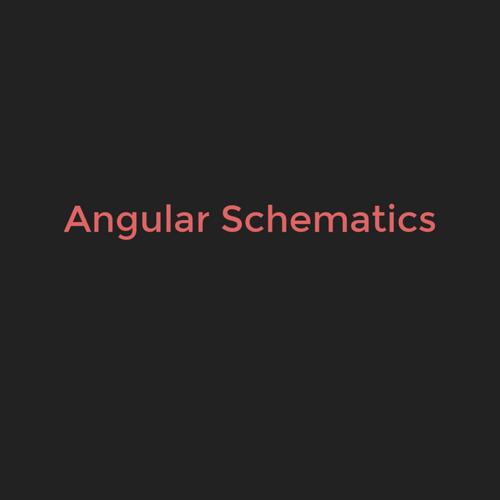 Angular Schematics