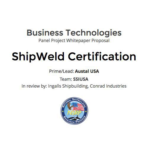 ShipWeld
