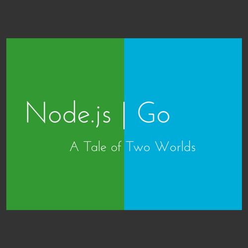 Node js and Go public