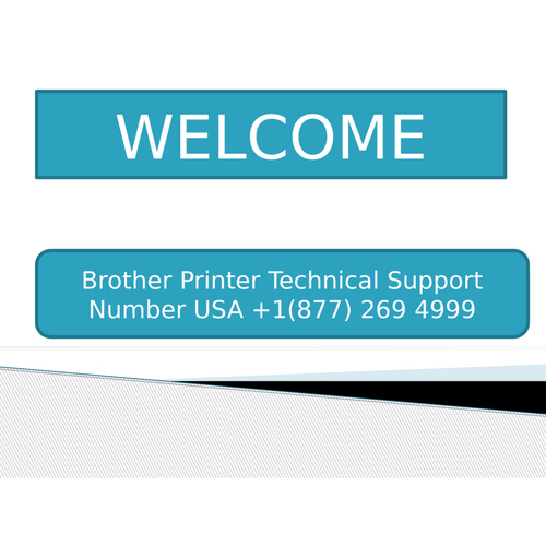Brother Printer Technical Support Number USA +1(877) 269 4999