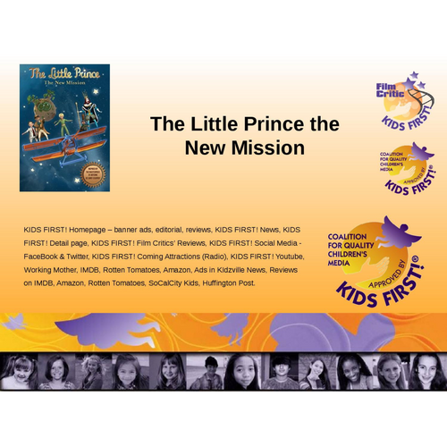 The Little Prince The New Mission