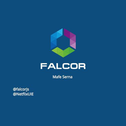 Historia sin fin con FalcorJS