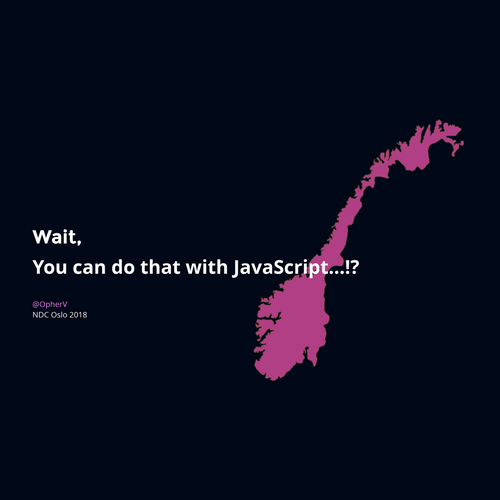Wait    you can do that with Javascript?