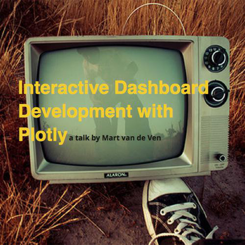 Interactive Dashboard Development with Plotly