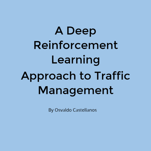 Traffic Signal Controller: A Deep Reinforcement Learning Approach