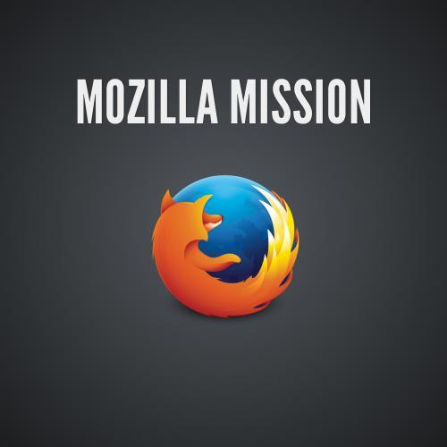 Mozilla Mission