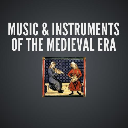 the music the medieval monks sang was called