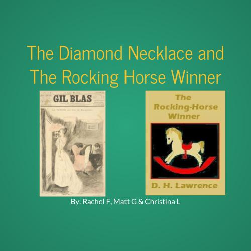the rocking horse winner before during and after reading strategies Complete summary of d h lawrence's the rocking-horse winner enotes plot summaries two nights before the he then lapses back into a coma and dies during the.