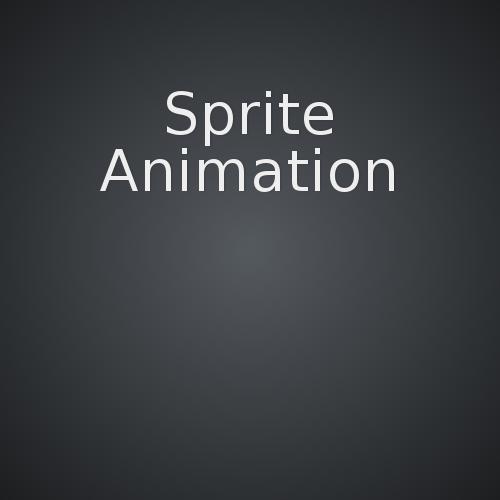 Sprite Animation