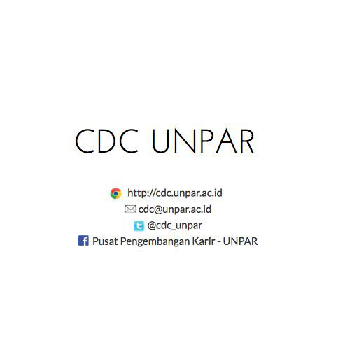 TES TOEFL CDC UNPAR