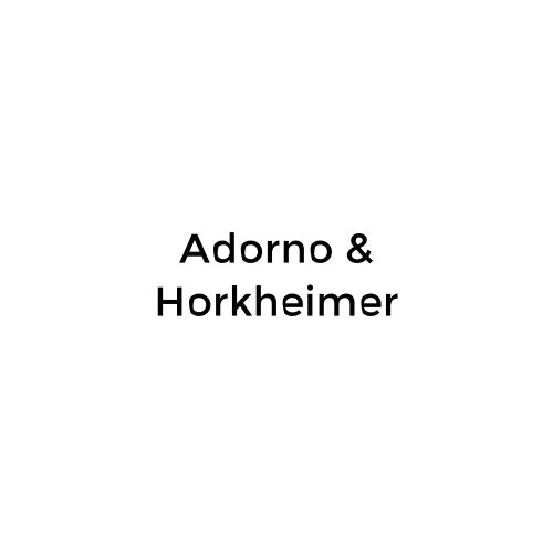 an analysis of the popular culture by max horkheimer and theodor adorno Culture industries was proposed by theodor adorno and max horkheimer  sense of meaning and authenticity due to their mass production, so do the  adorno and horkheimer criticise the 'culture industry' for promoting a.