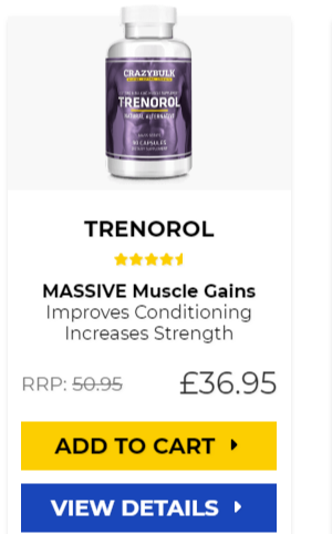 TRENBOLONE UK: Legal Trenbolone Alternative UK