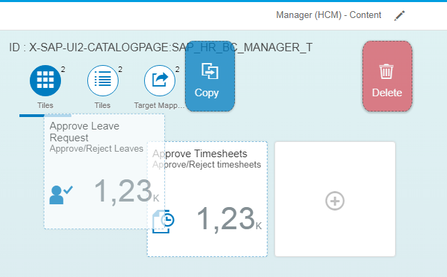Managing Fiori Apps using Technical and Business Catalogs