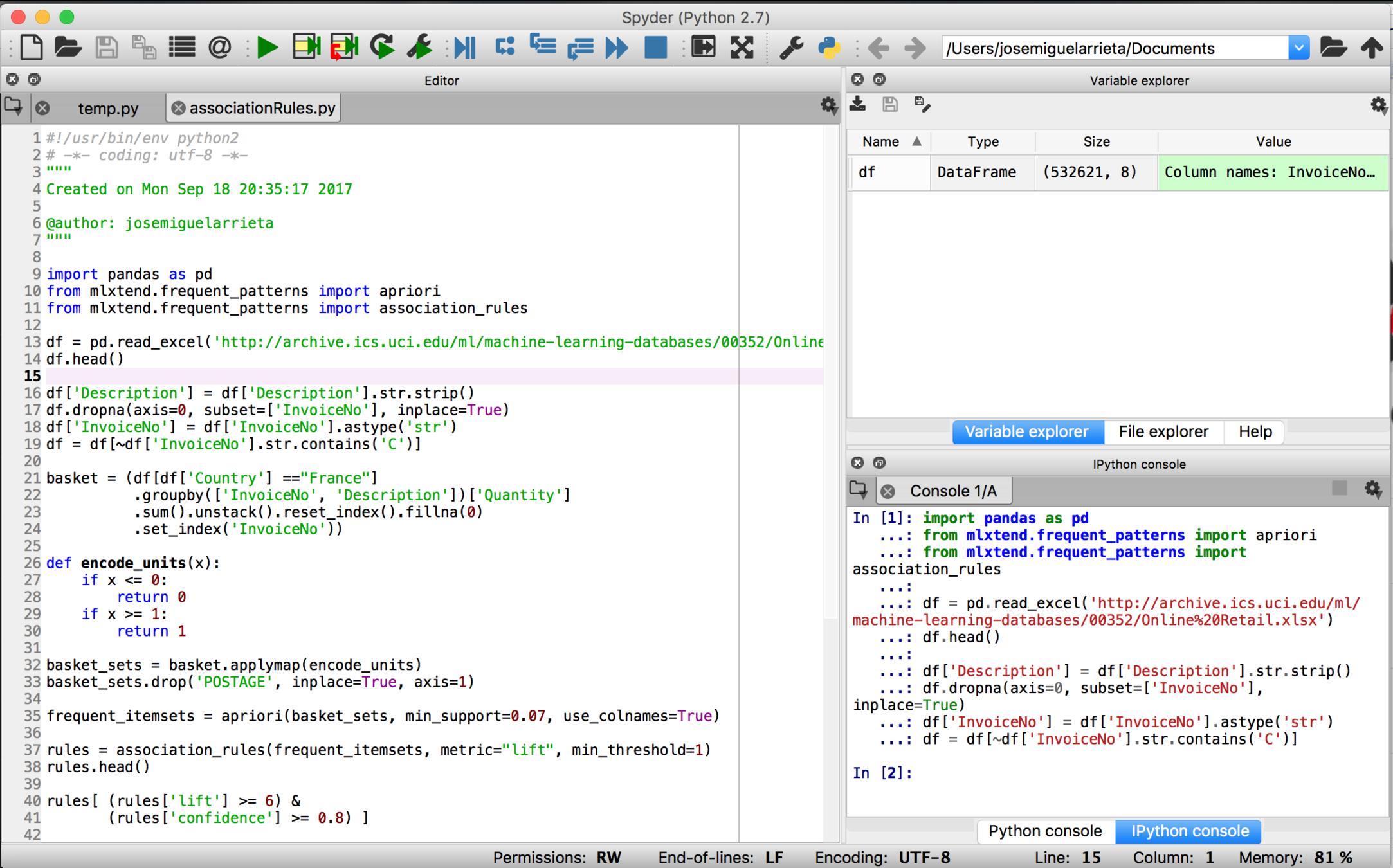 Python-Programming [Class 1]