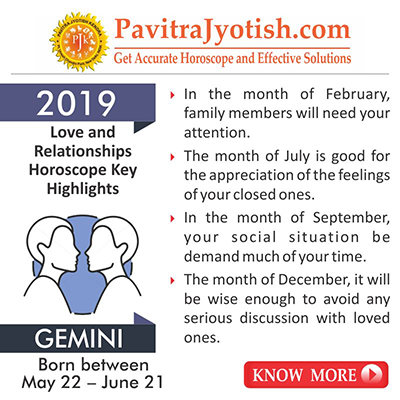Read 2019 Love and Relationships Horoscope