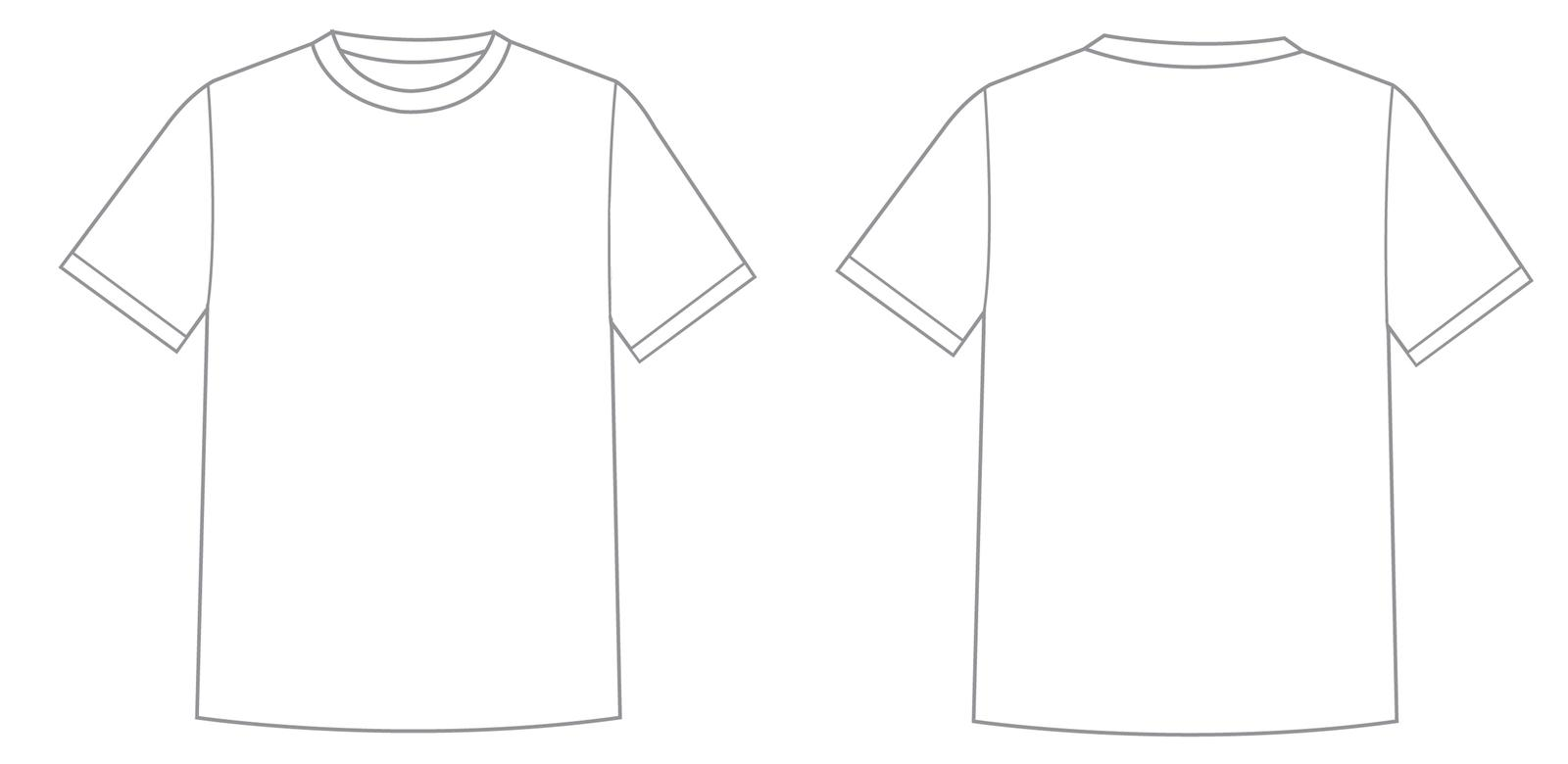 printable template jersey