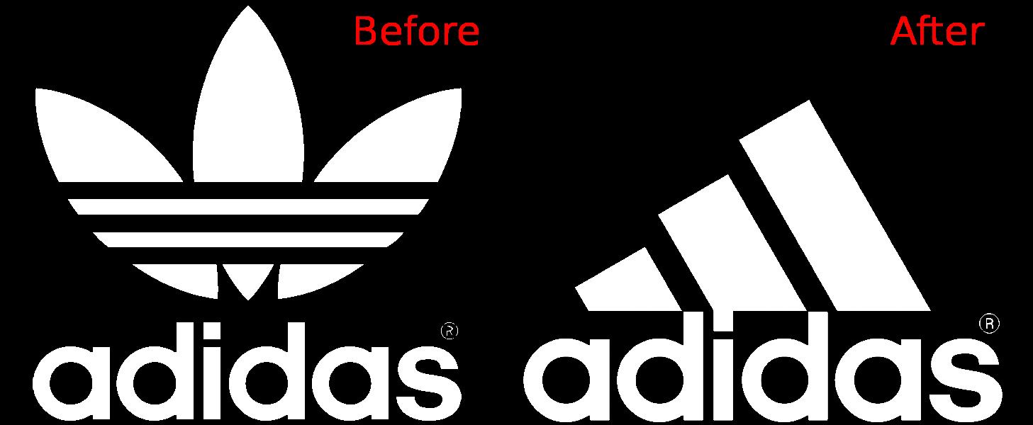 Adidas Logo White Transparent adidastrainersuk.ru