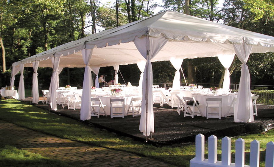 Different Types Of Party Tents By Classe