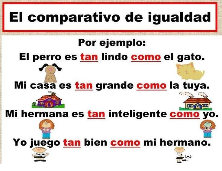 Comparativos Y Superlativos By Patricia Diaz Suzarte
