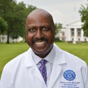 Dr. Warren Jones