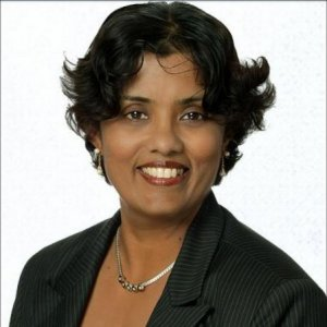 Pushkala Raman, Ph.D., M.B.A.