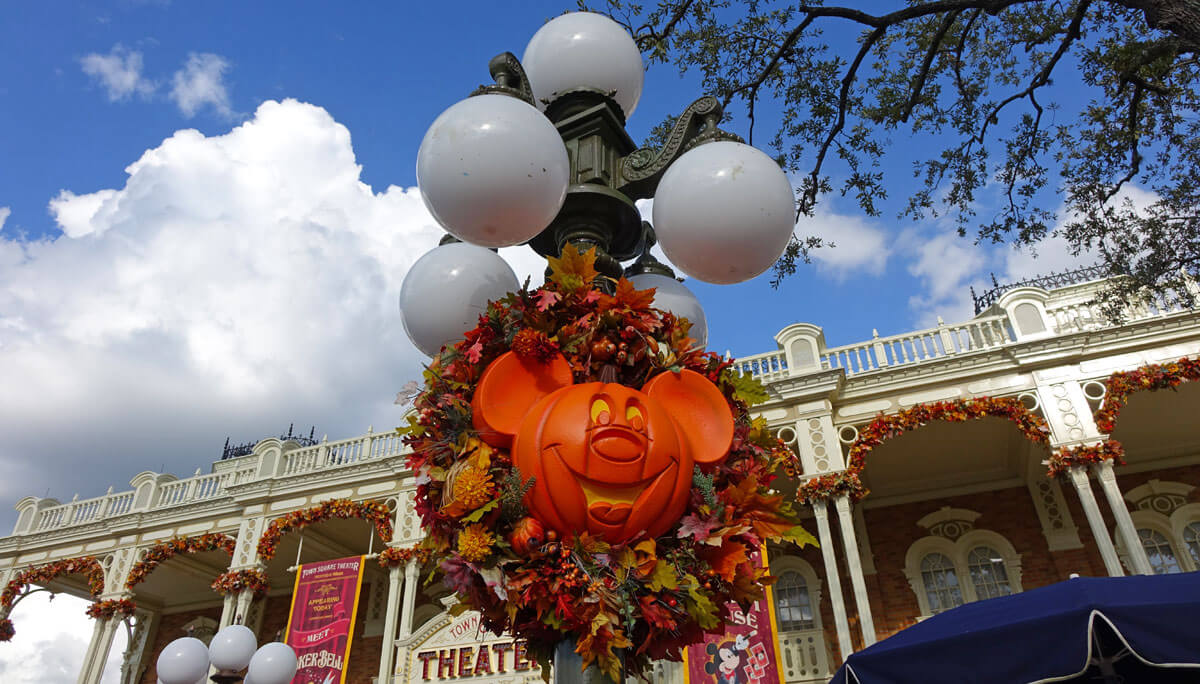 Best time to visit Disney World in 2015 - Mickey's Not So Scary Halloween Party