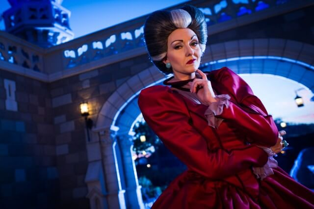 Mickey's Not So Scary Halloween Party 2015 - Lady Tremaine