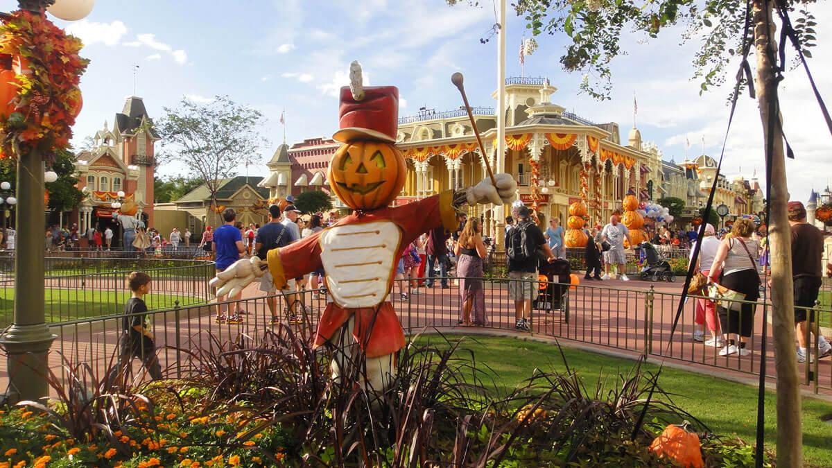 Disney World – J is for Jord