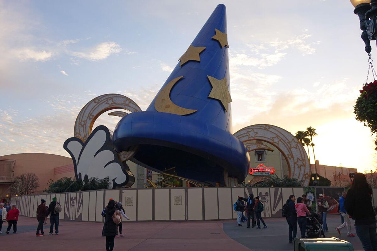 Disney World changes 2015 - Sorcerer's Hat