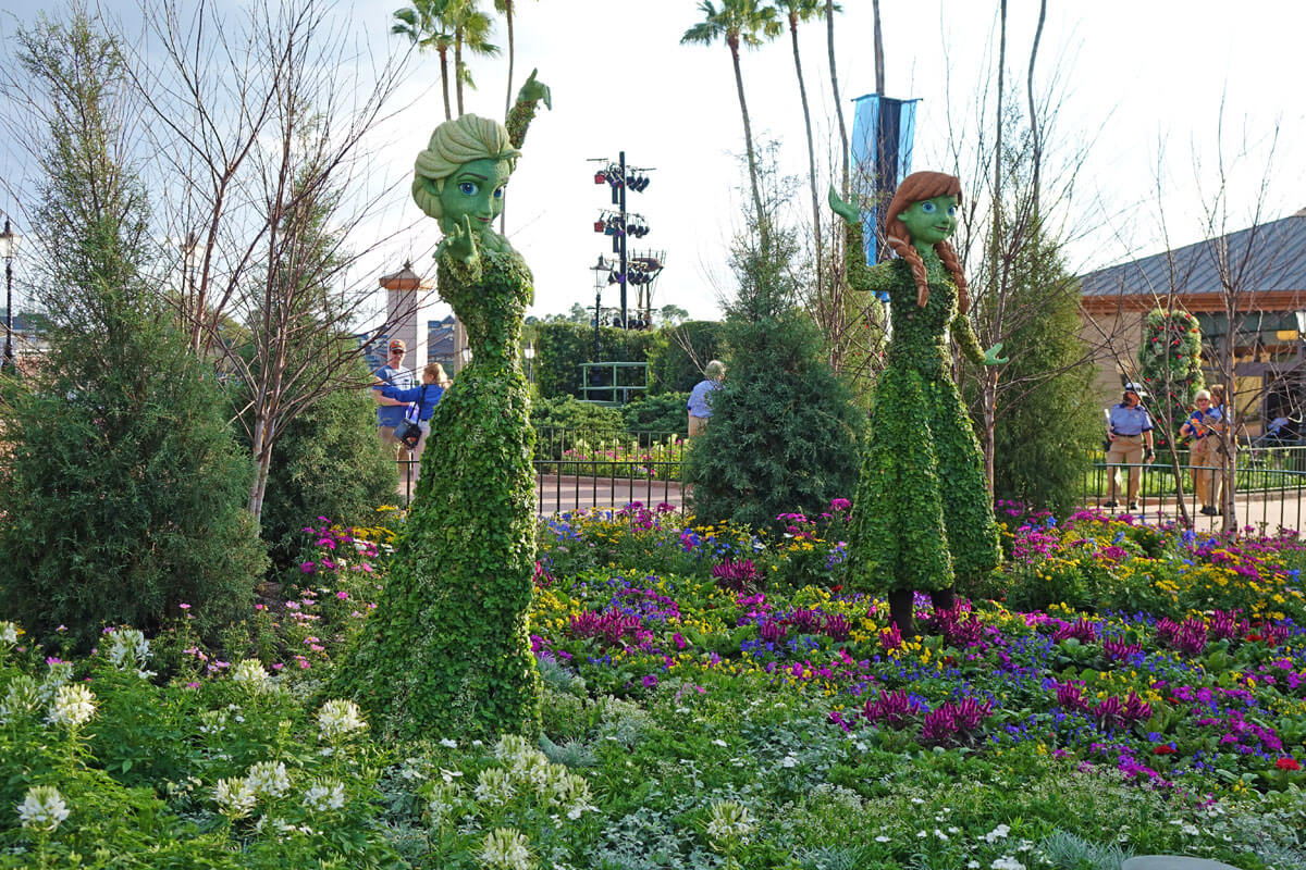 Epcot Flower And Garden 2015 What To Expect