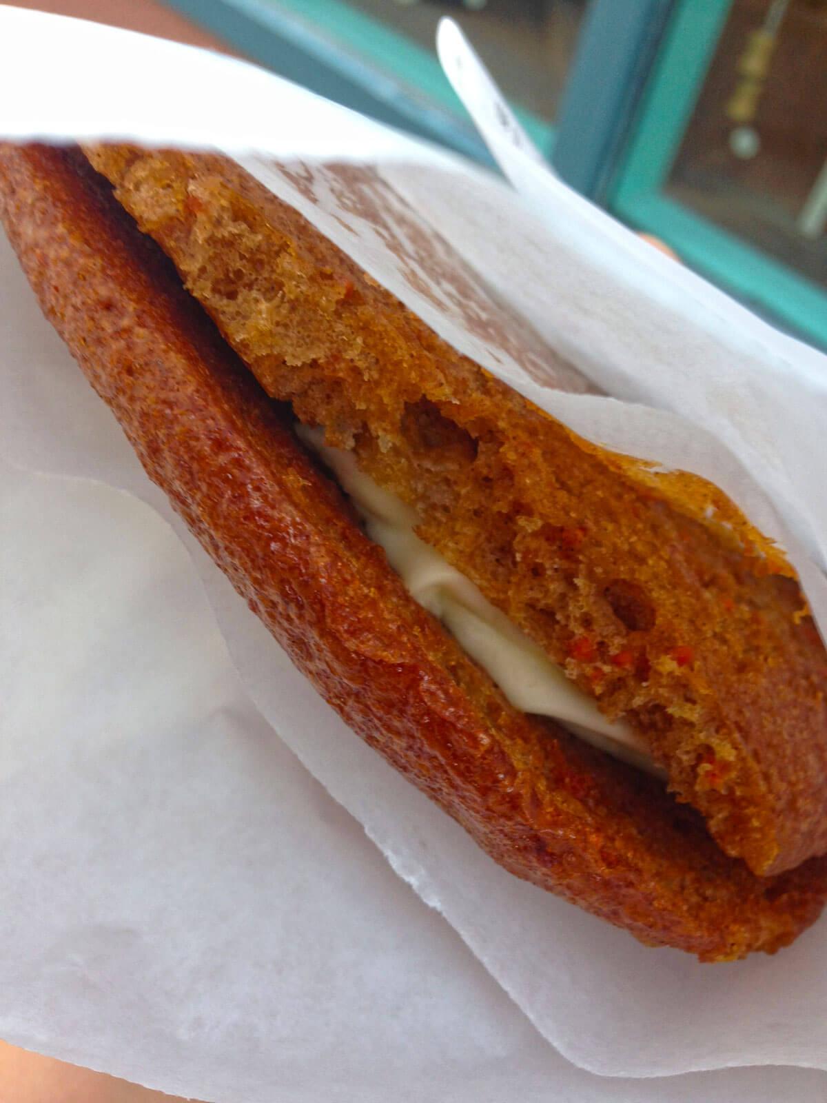 Carrot Cake Cookies Disney World