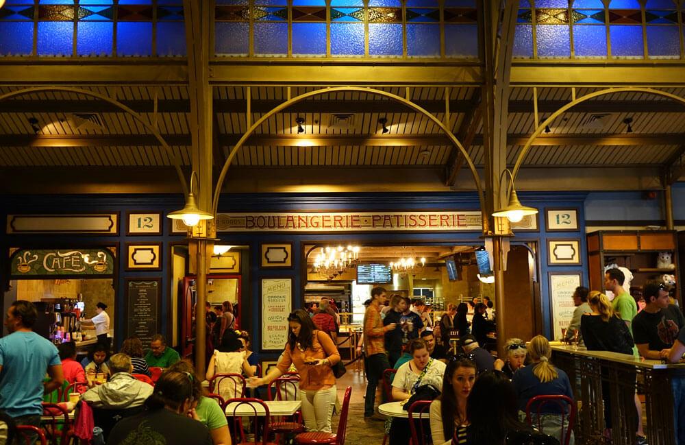 Brunch At Epcot 39 S Les Halles Boulangerie P Tisserie