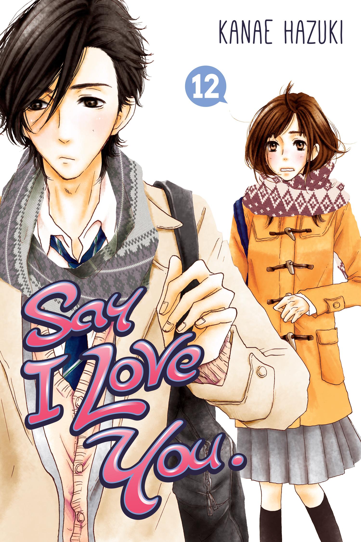 Say I Love You  - Kodansha Comics
