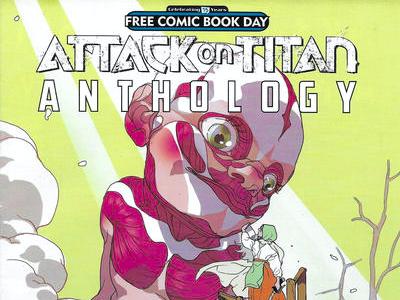 Attack On Titan Cartoons