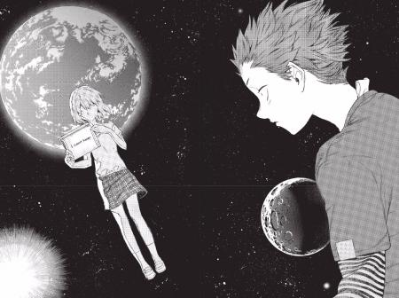 Interview: Yoshitoki Oima on A Silent Voice - Kodansha Comics