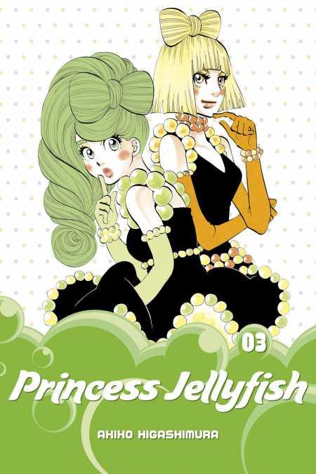 Princess Jellyfish - Kodansha Comics e8b685dc54ab