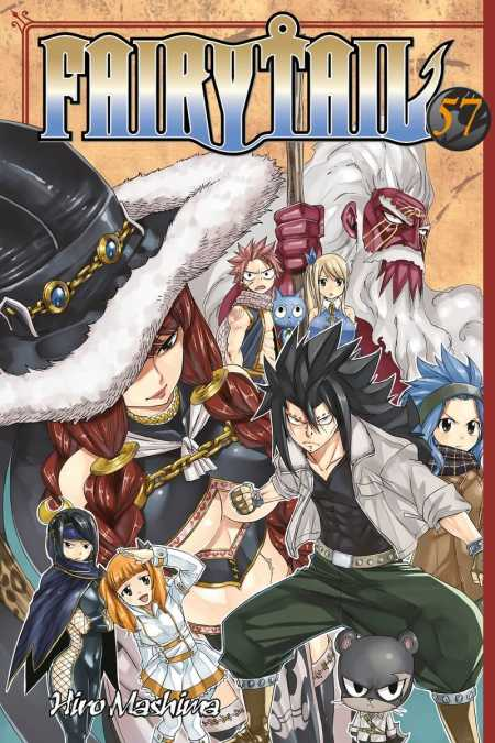 Fairy Tail - Kodansha Comics