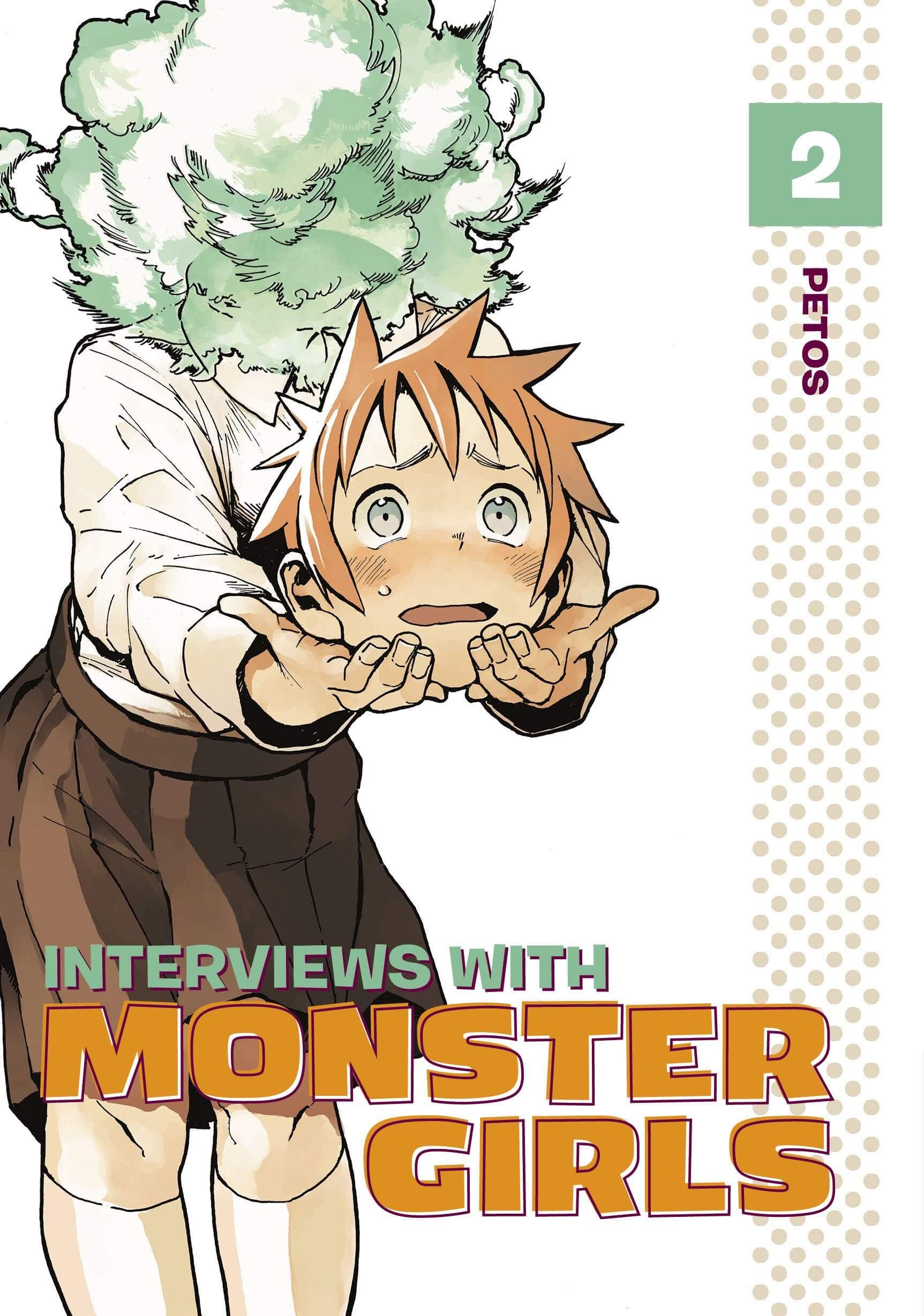 Interviews with Monster Girls 2 - Kodansha Comics