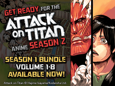 Attack on Titan: Colossal Edition - Kodansha Comics
