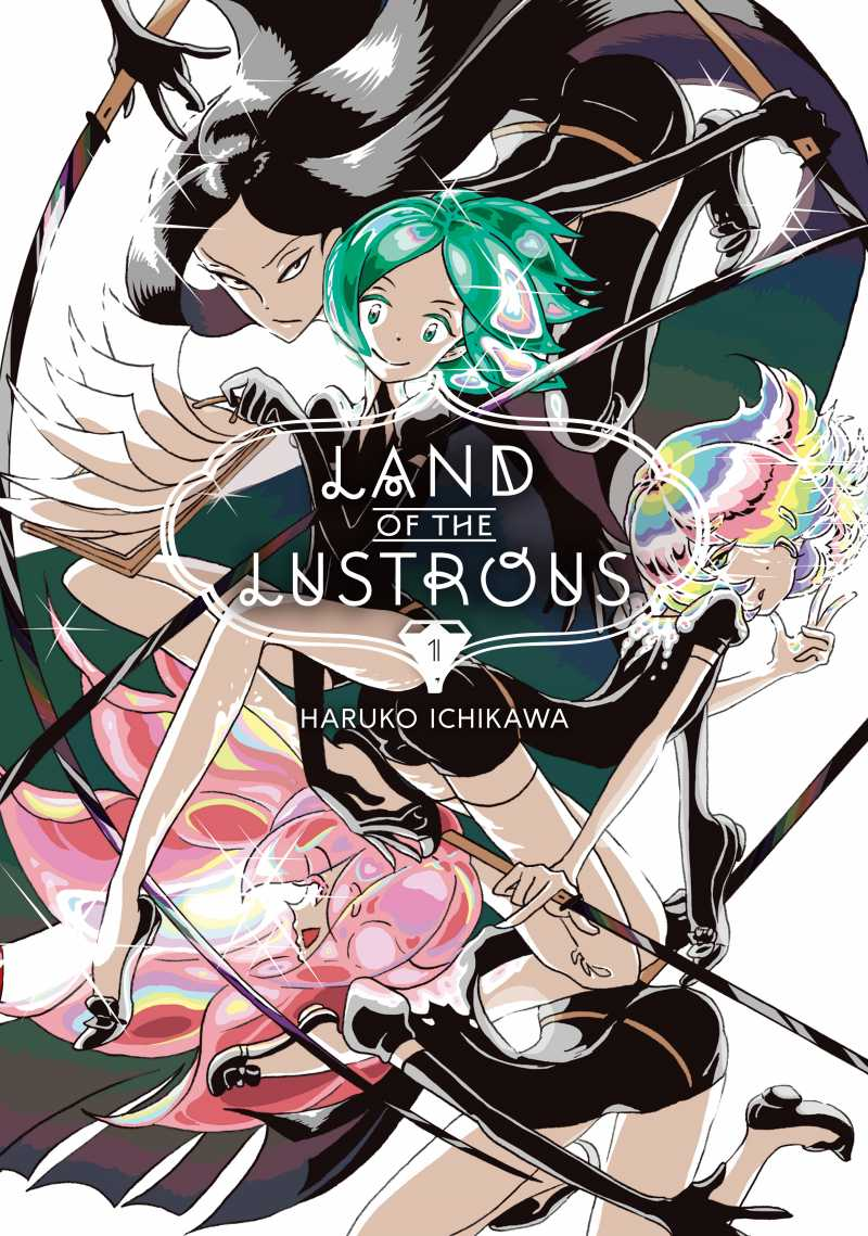 Image result for Land of the Lustrous poster