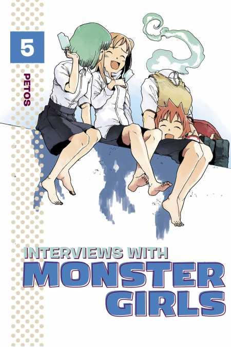 Interviews with Monster Girls 5 - Kodansha Comics